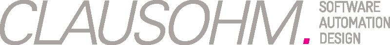 LOGO vonClausohm-Software GmbH