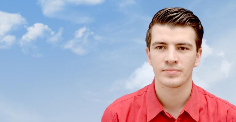 Bild zum Portrait von Philipp Nack