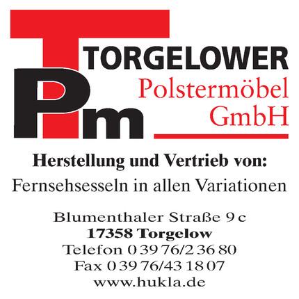 Torgelower Polstermöbel GmbH - Ausbildungen, Lehrstellen und ...