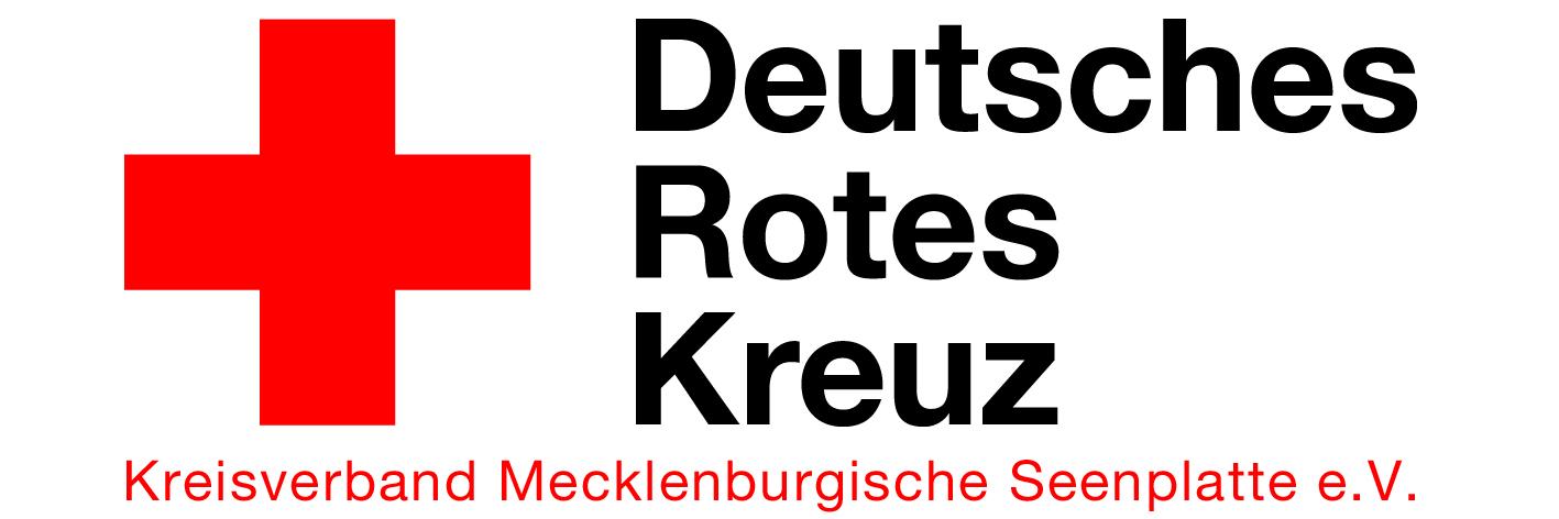 LOGO vonDRK Kreisverband Mecklenburgische Seenplatte e.V.