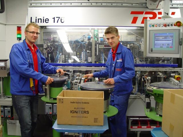 Bild von: TRW Airbag Systems GmbH