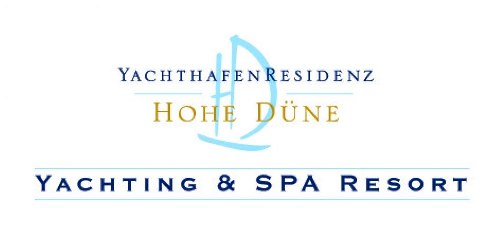 Logo von Yachthafenresidenz Hohe Düne GmbH